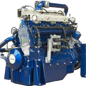 TB110G5VTX86 Tedom Engine Biogas
