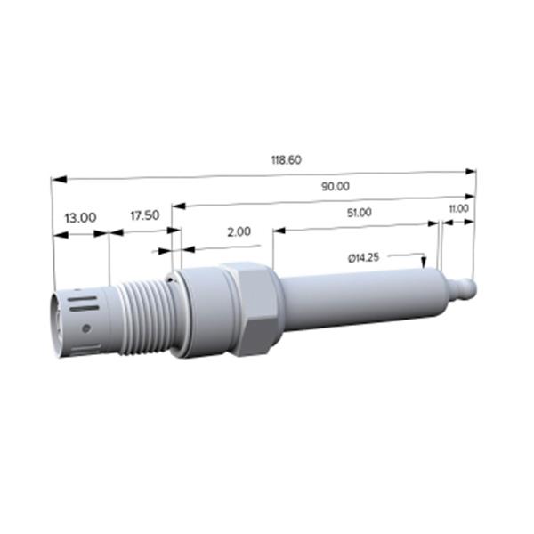 goetze industrial spark plug g-6002