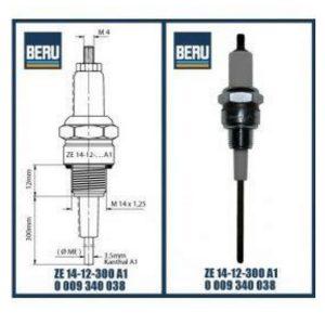 ZE14-12-300A1 BERU ELECTRODES