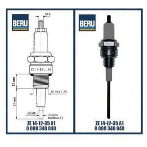 ZE14-12-35A1 beru electrodes