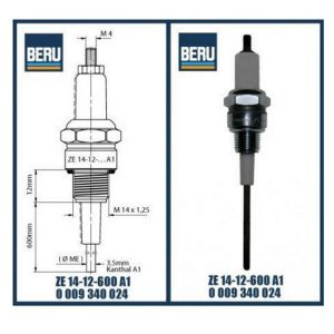 ZE14-12-600A1 BERU ELECTRODES