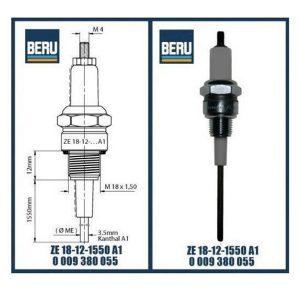 ZE18-12-1550A1 BERU ELECTRODES