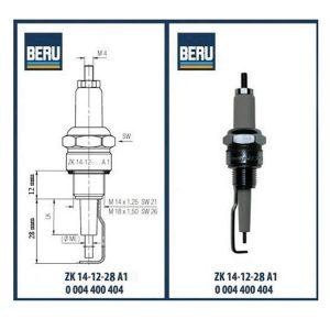 ZK14-12-28A1 BERU ELECTRODES