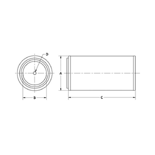 air filter A010F011-2